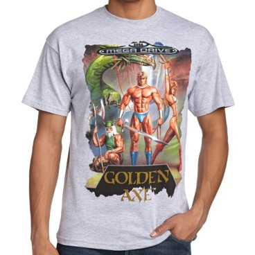 Photograph: Golden Axe T-Shirt