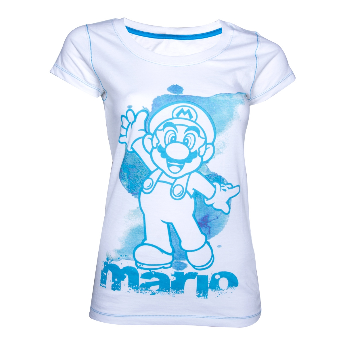 Photograph: Mario Girls T-Shirt