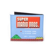 Super Mario Bros Retro Wallet