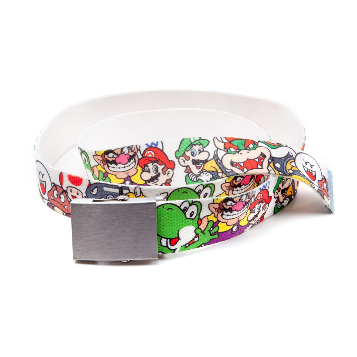 Alternative photo: Nintendo - All Over Printed Belt