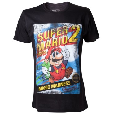 Photograph: Super Mario Bros 2 T-Shirt