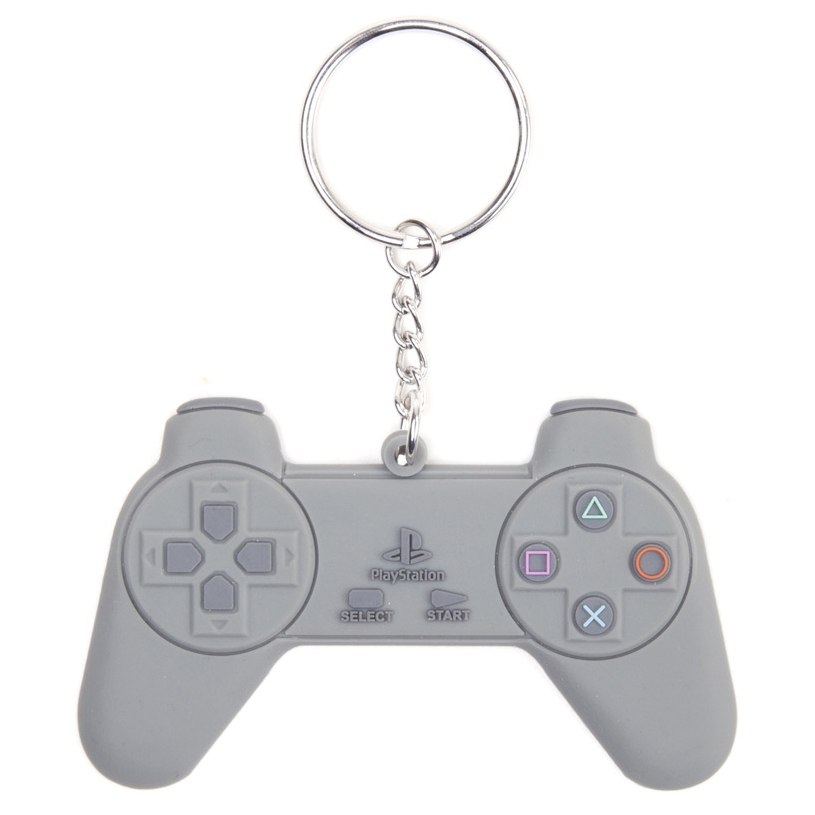 Photograph: PlayStation Controller Key Ring