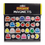 Pac-Man Magnet Set