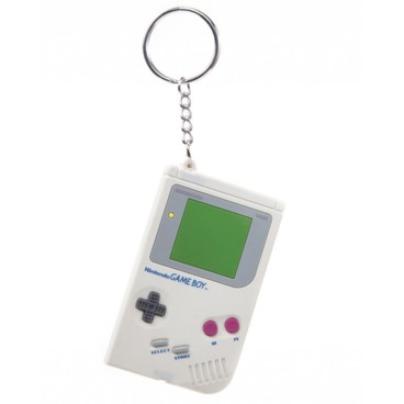Photograph: Game Boy Key Ring