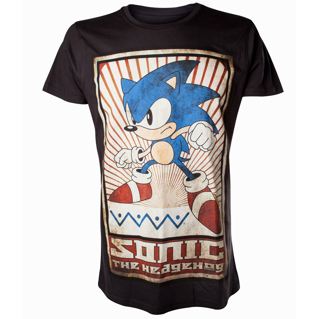 Alternative photo: Sonic The Hedgehog T-Shirt
