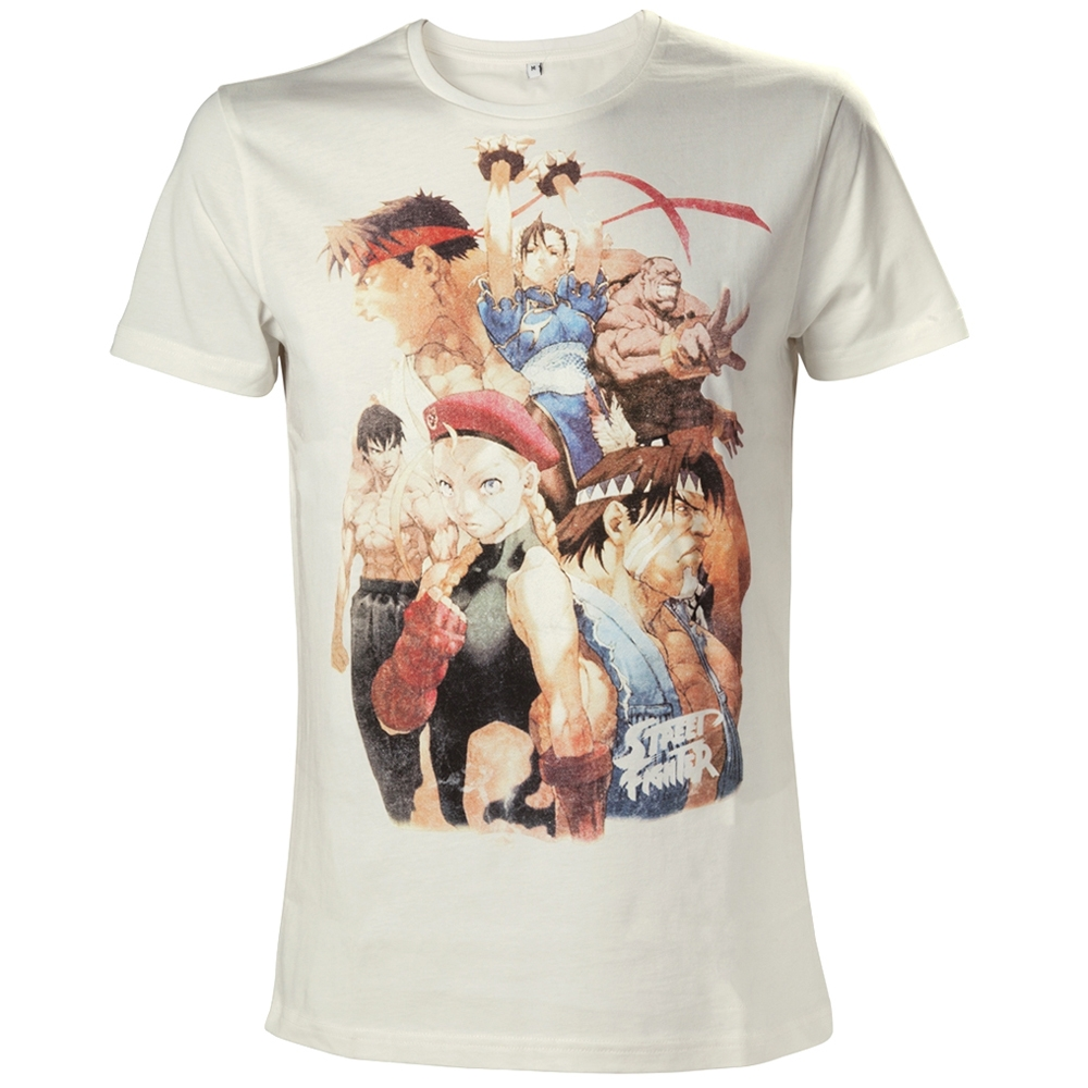 Street Fighter Challengers T-Shirt