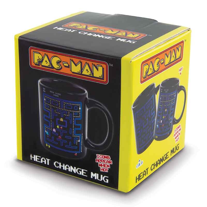 Photograph: Pac-Man Heat Change Mug