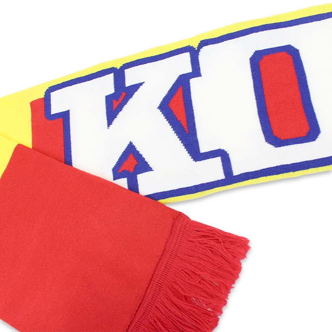 Alternative photo: Street Fighter KO Scarf