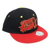 Street Fighter II Snapback Cap
