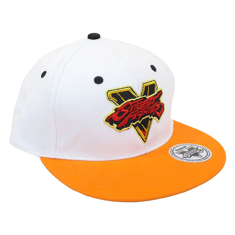 Alternative photo: Street Fighter V Snapback Cap