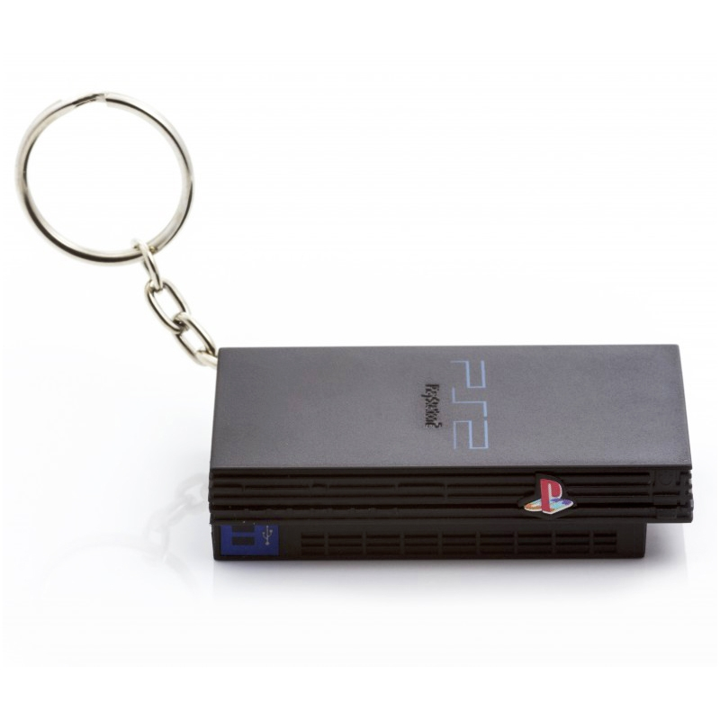 Alternative photo: PlayStation 2 Console Key Ring