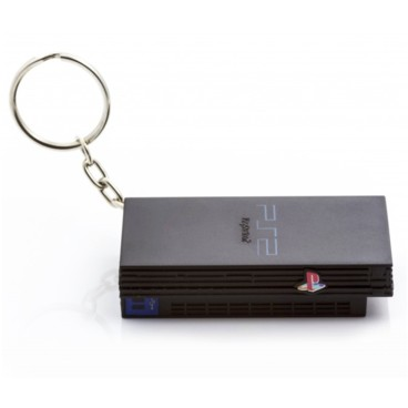 Photograph: PlayStation 2 Console Key Ring
