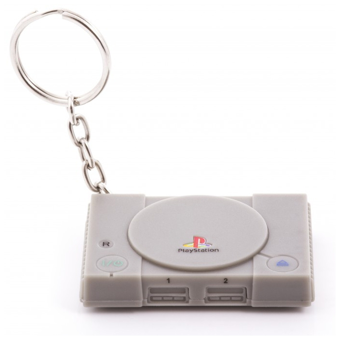 PlayStation Console Key Ring