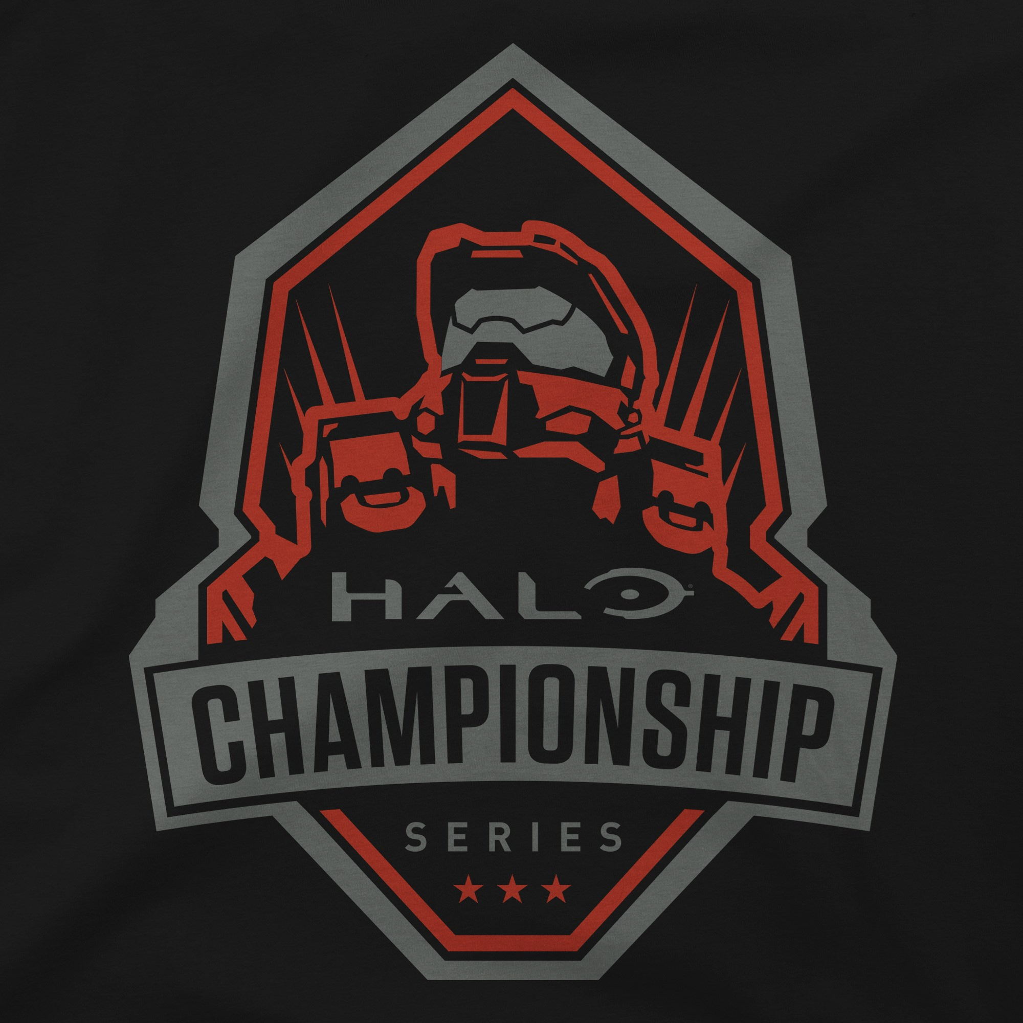 Alternative photo: Halo Championship Series Red Team T-shirt