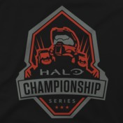 Halo Championship Series Red Team T-shirt