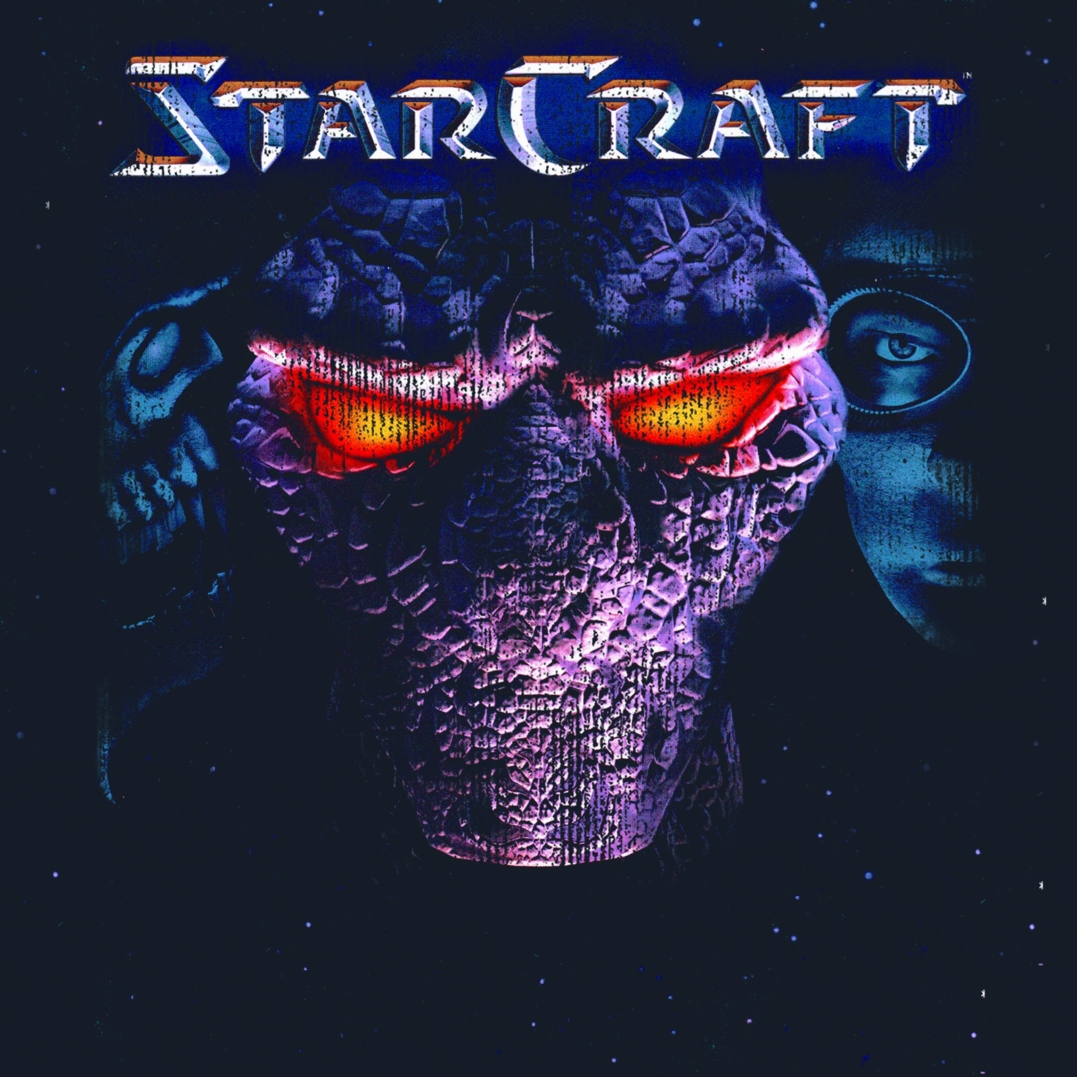 Alternative photo: StarCraft Vintage T-Shirt