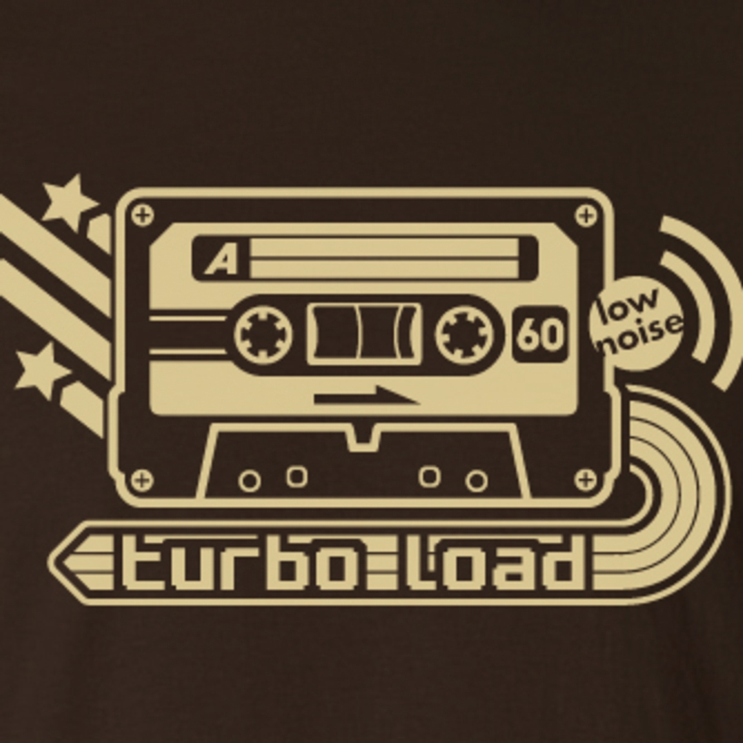 Alternative photo: Cassette Tape T-Shirt