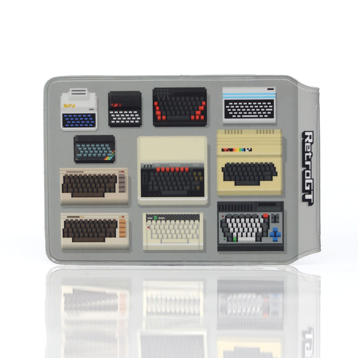 Alternative photo: Pixel Computers Card Holder
