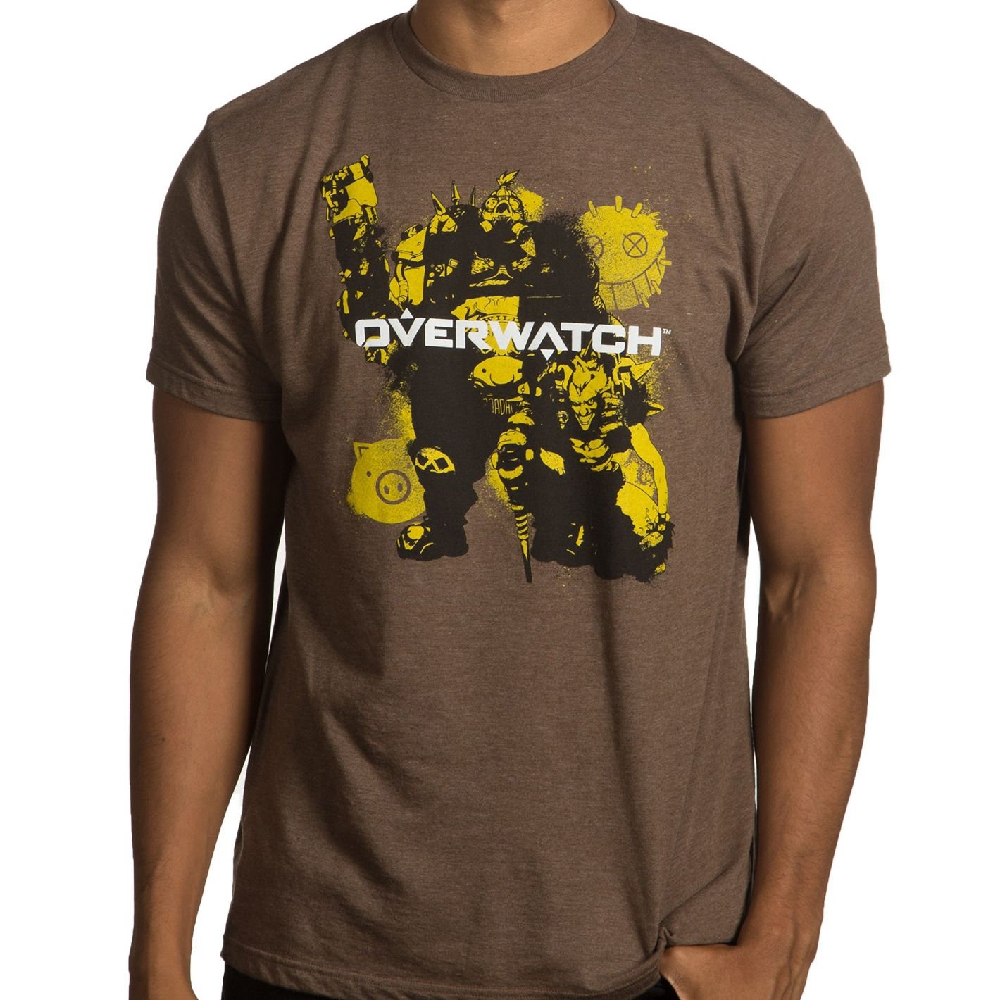 Alternative photo: Overwatch Junk Brothers T-Shirt