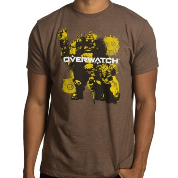 Photograph: Overwatch Junk Brothers T-Shirt