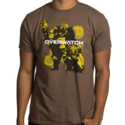 Overwatch Junk Brothers T-Shirt