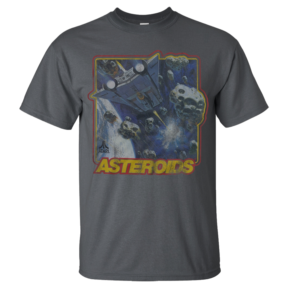 Photograph: Atari Asteroids T-Shirt