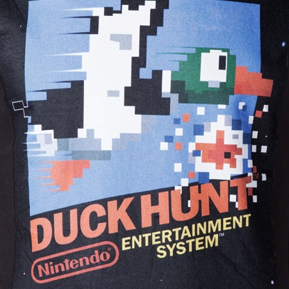 Alternative photo: Duck Hunt T-Shirt