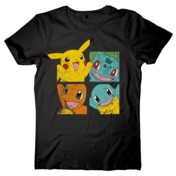 Pokémon Pikachu and Friends T-Shirt