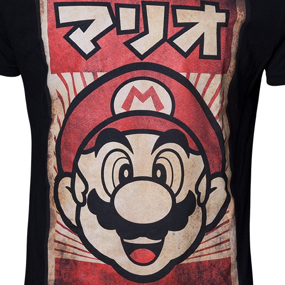 Alternative photo: Mario Propaganda T-Shirt
