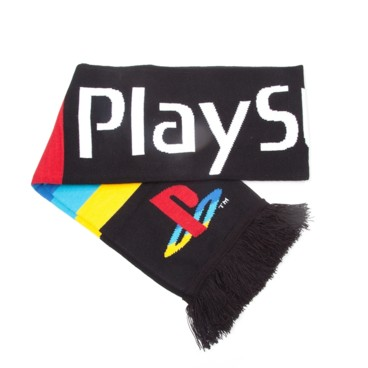 Photograph: PlayStation Scarf