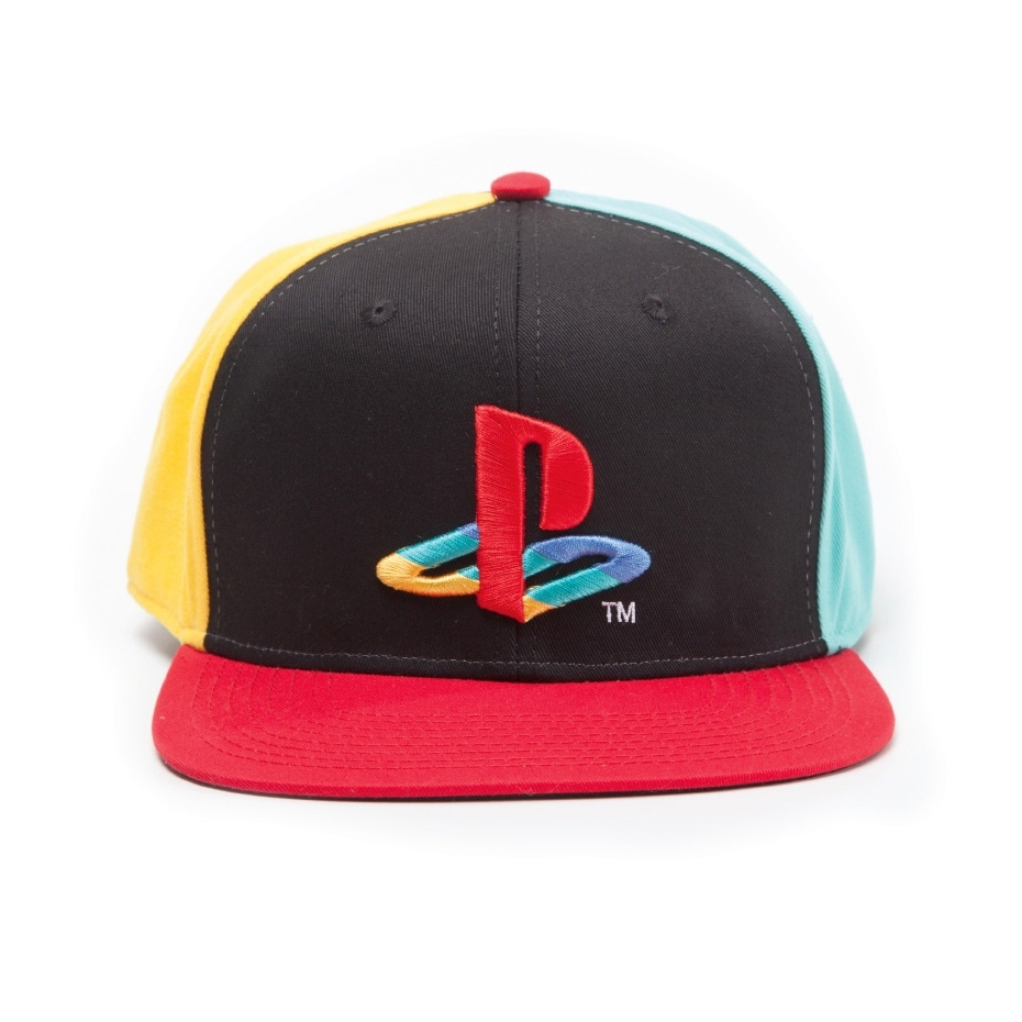 PlayStation Colours Snapback Cap