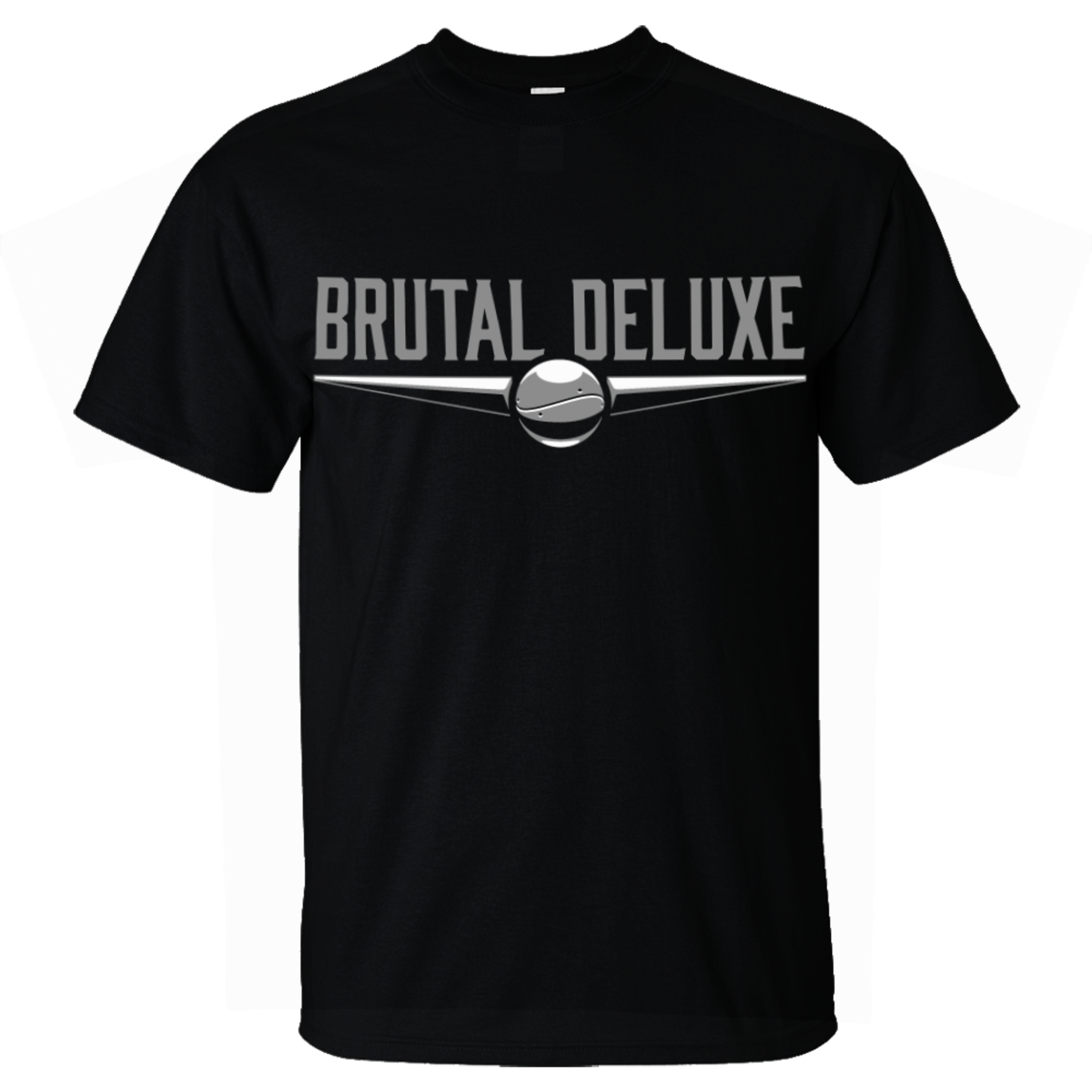 Photograph: Brutal Deluxe T-Shirt