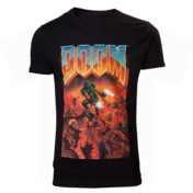 Doom Box Art T-Shirt