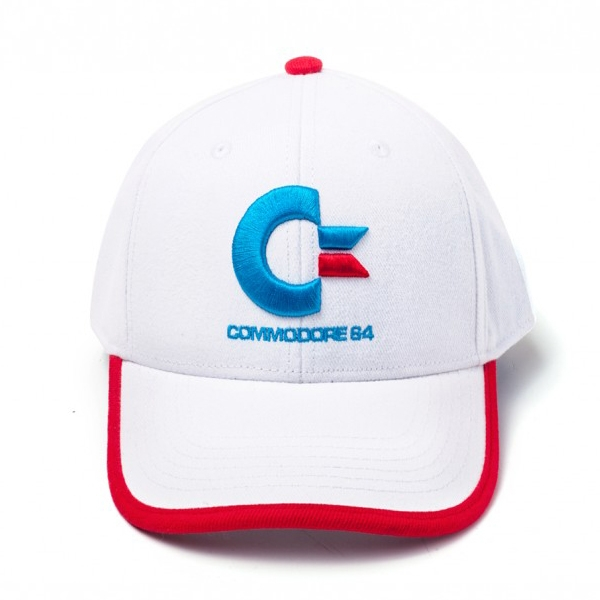 Commodore 64 Logo Baseball Cap