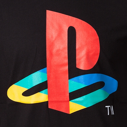Alternative photo: PlayStation Logo T-Shirt