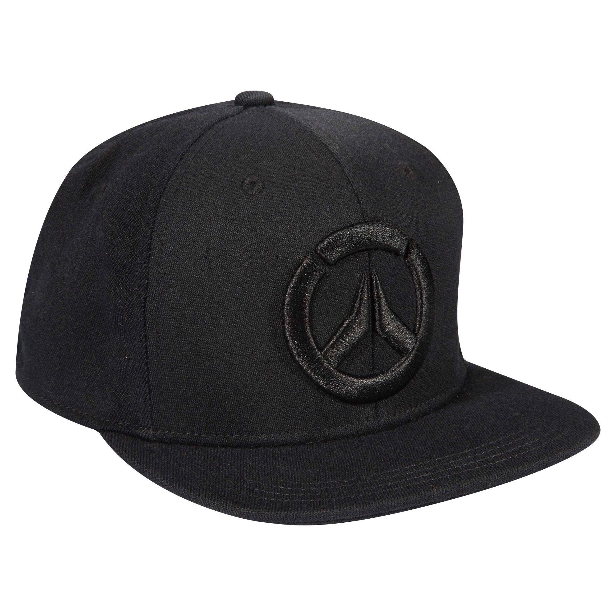 Overwatch Blackout Stretch Fit Cap
