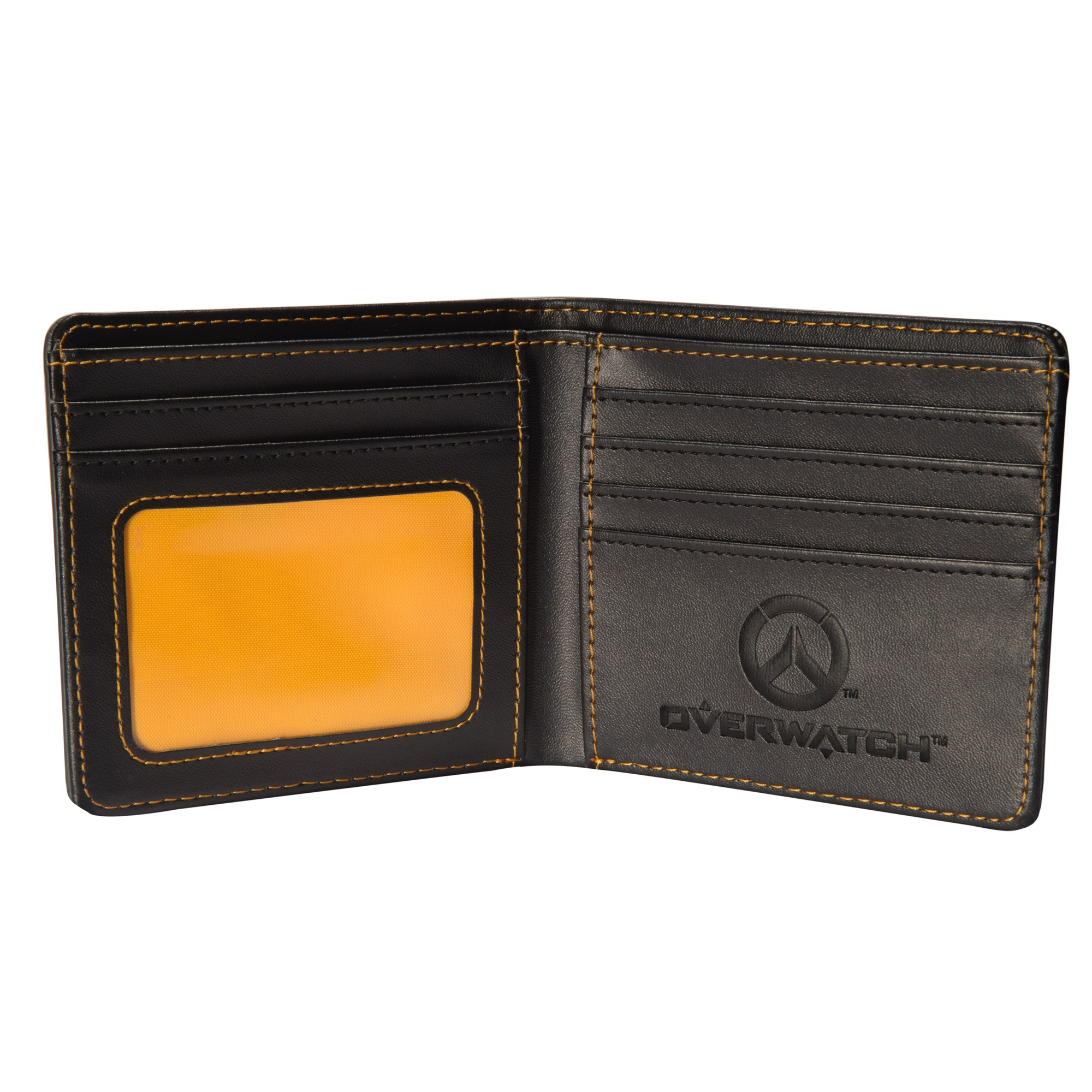 Alternative photo: Overwatch Logo Wallet