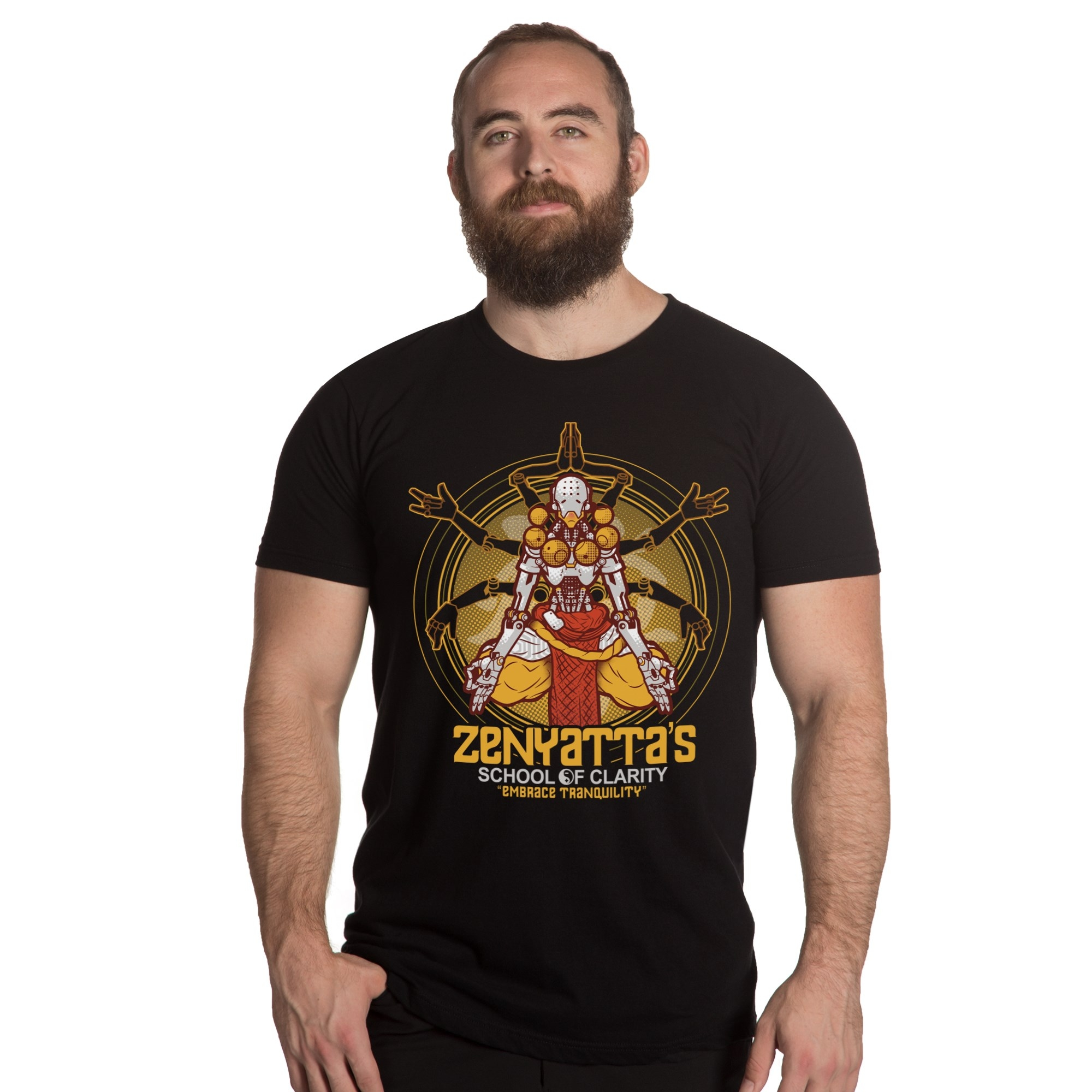 Overwatch Zenyatta Clarity T-Shirt