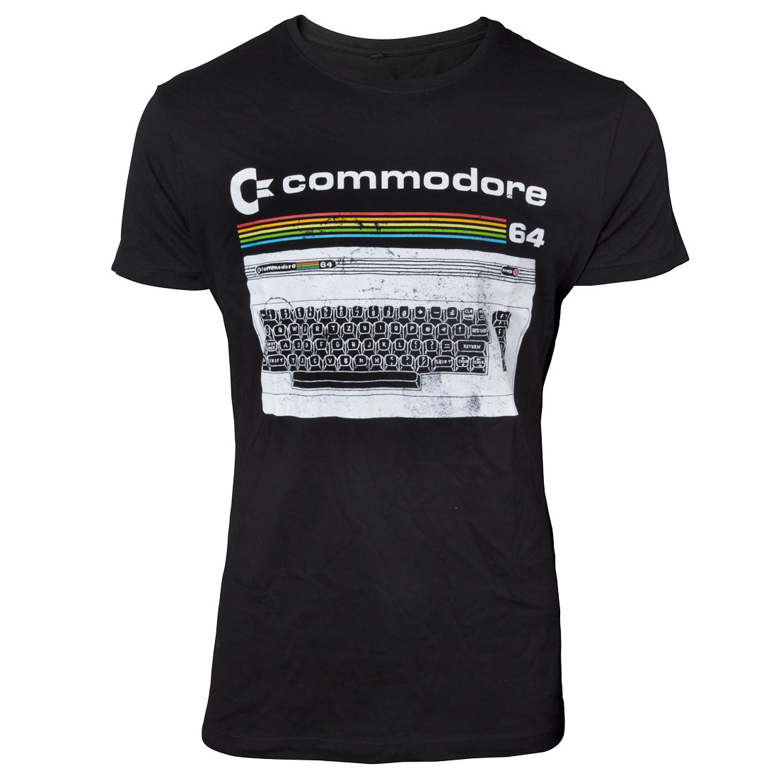Commodore 64 Keyboard T-Shirt