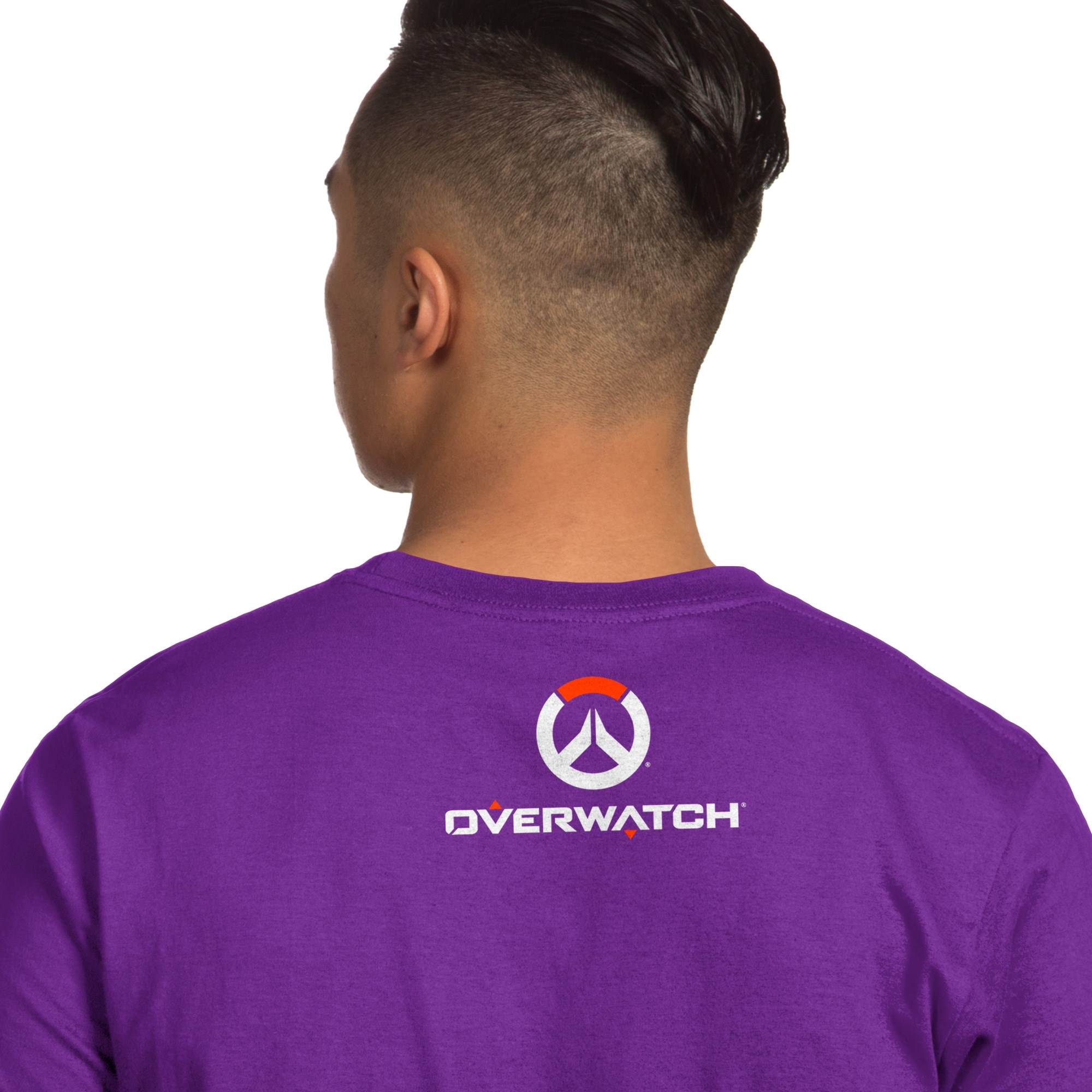 Alternative photo: Overwatch Mechaqueen Pharah T-Shirt