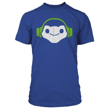 Photograph: Overwatch Lucio Logo T-Shirt