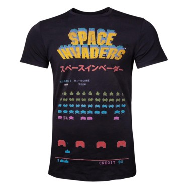 Photograph: Space Invaders T-Shirt