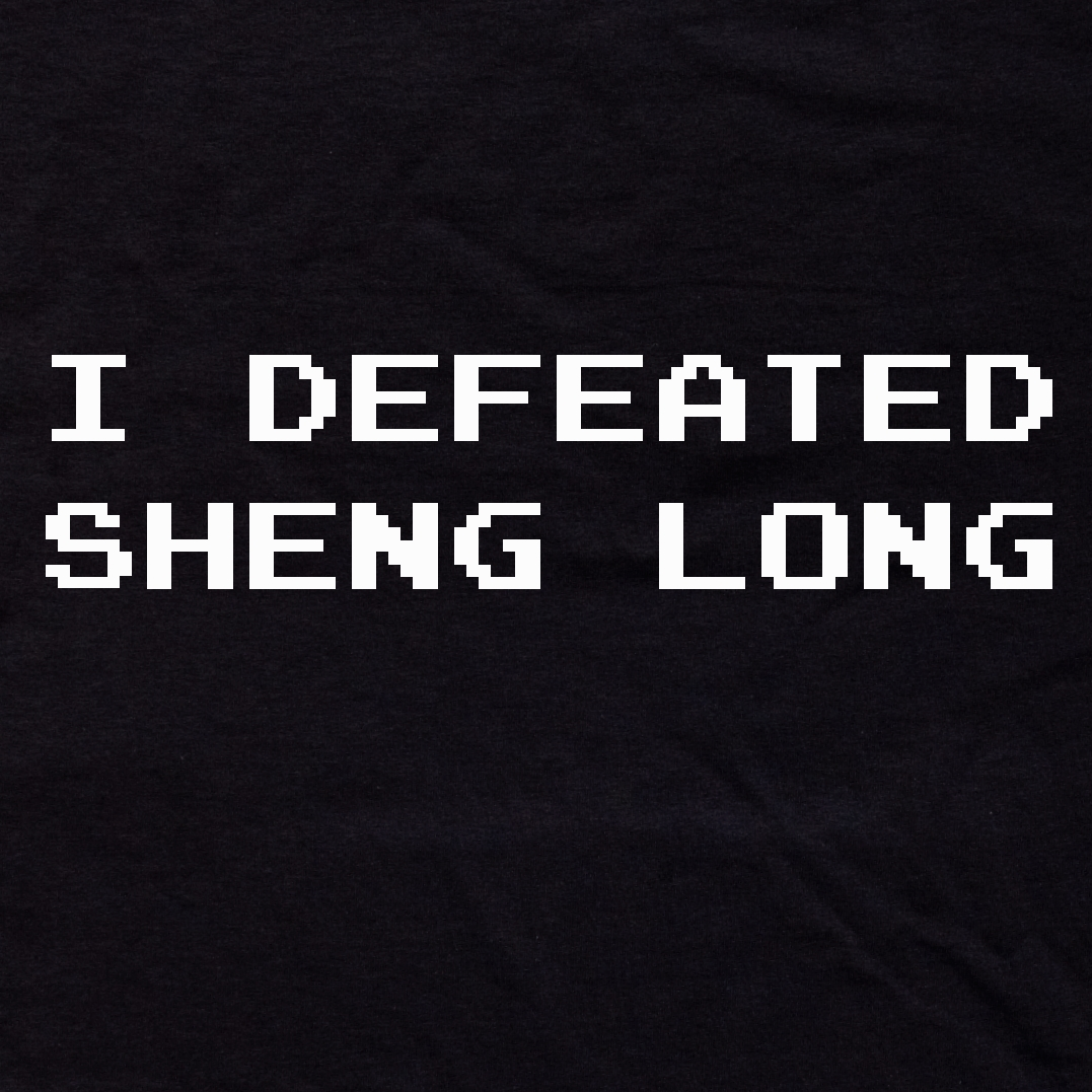 Alternative photo: Sheng Long T-Shirt