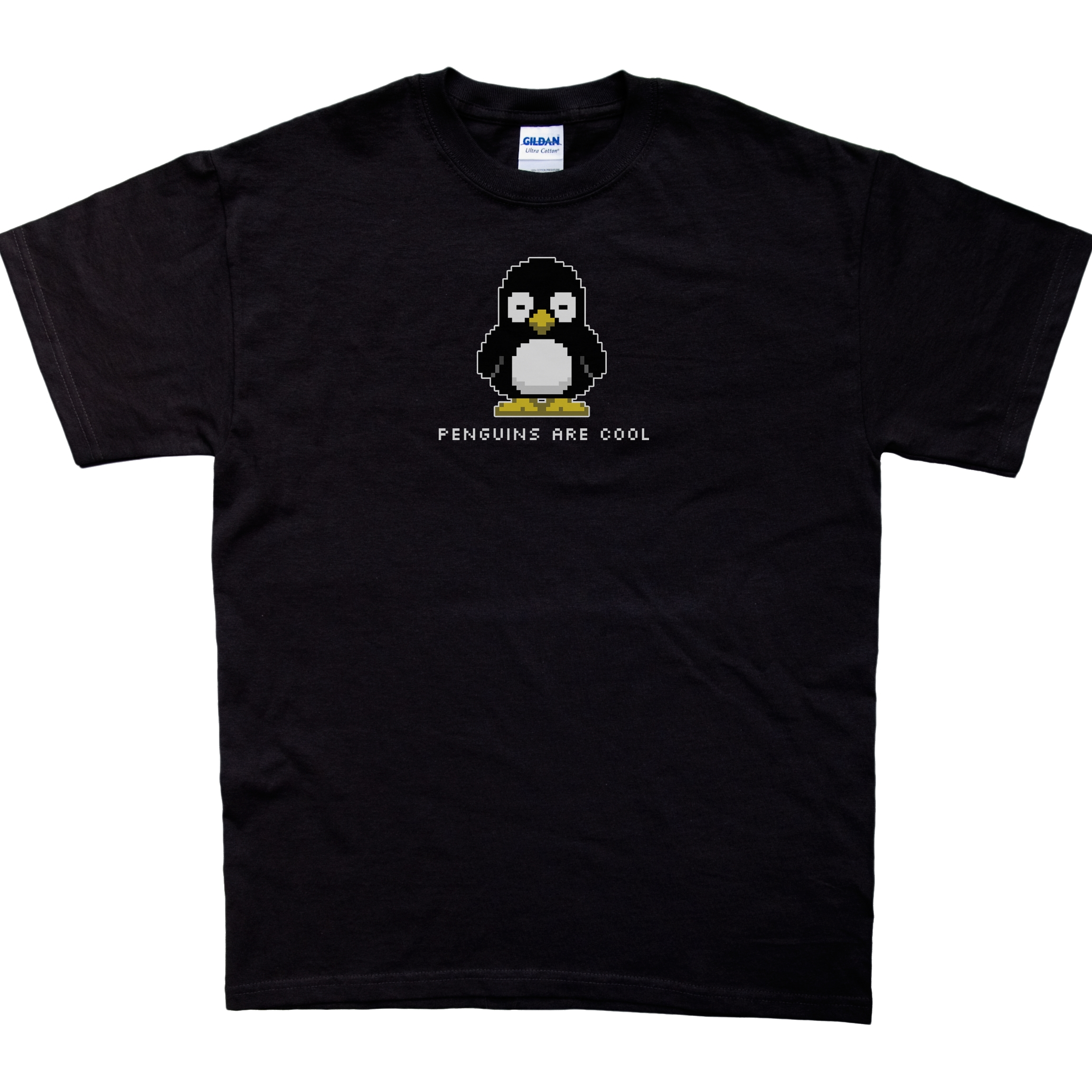 Pixel Penguin T-Shirt
