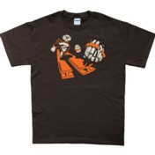 Rampaging Ape T-Shirt
