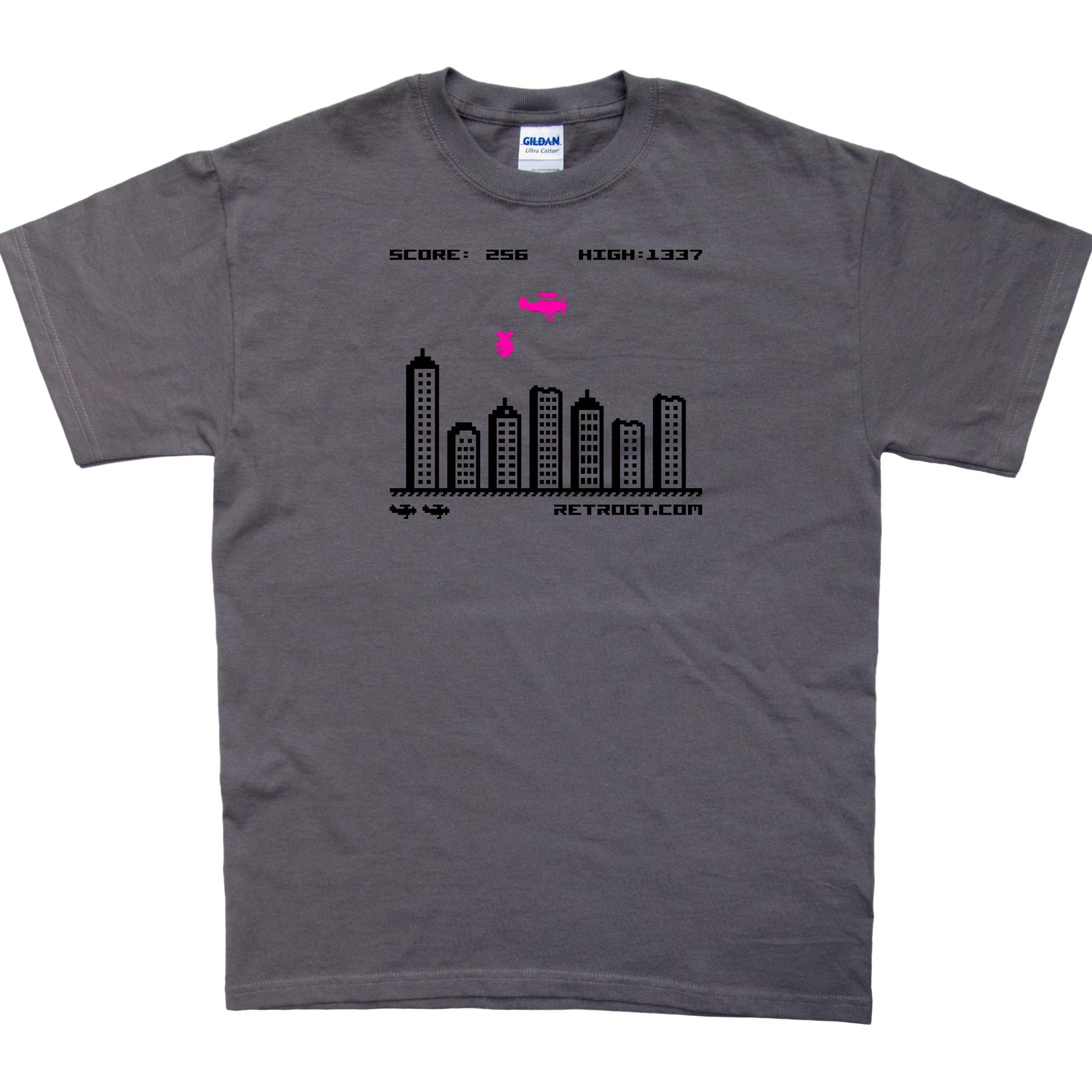 Alternative photo: City Bomber T-Shirt