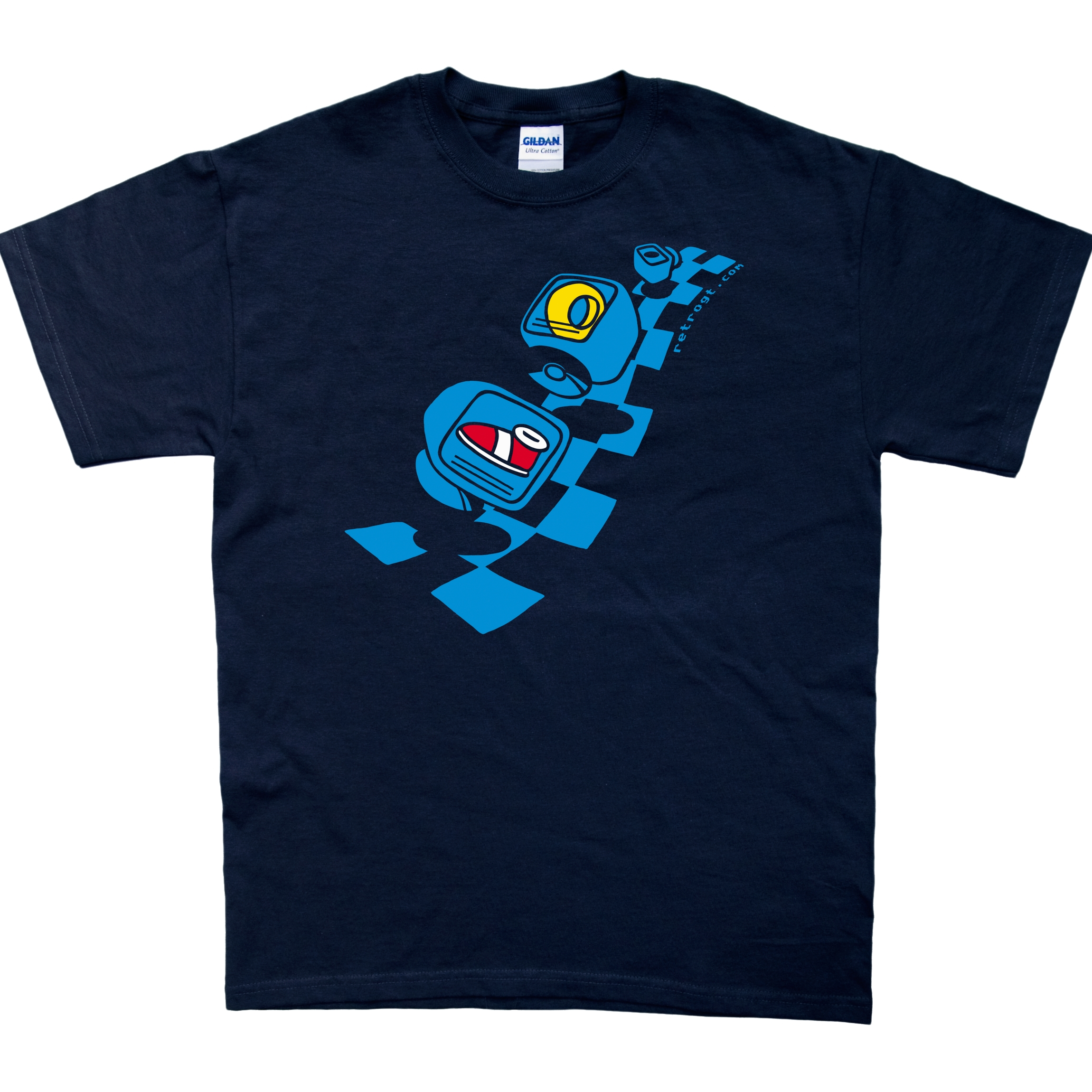 Green Hill Zone Power-Ups T-Shirt