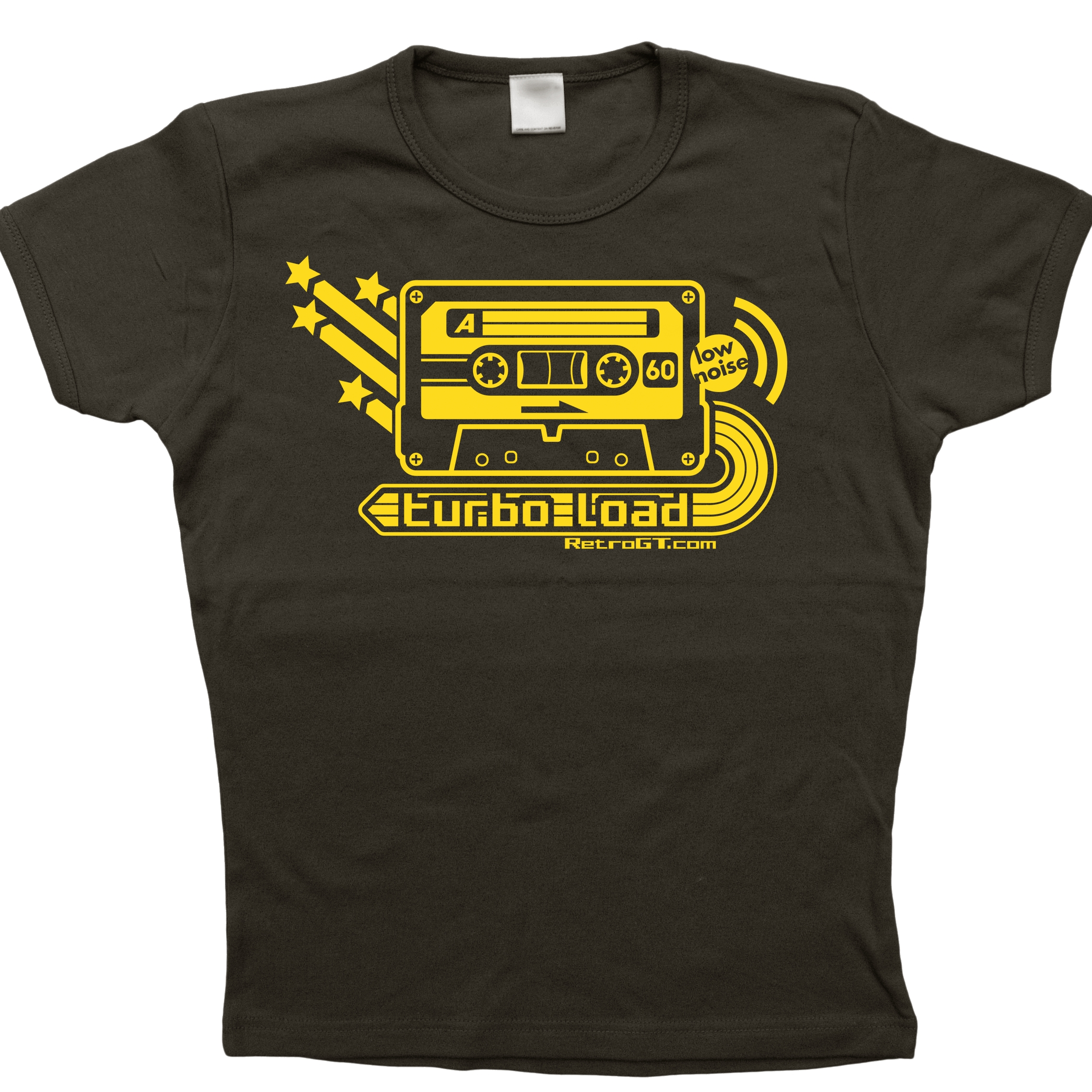 Photograph: Cassette Tape Girls T-Shirt