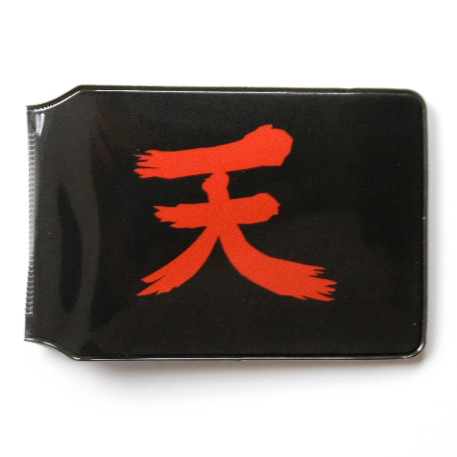 Raging Demon Travel Card Holder